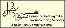 Pay Pros, Inc. - Computerized Payroll & Tax Accounting Services